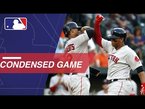Condensed Game: BOS@BAL - 6/12/18