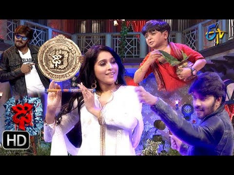 Dhee 10 | Special | 25th July 2018 | Full Episode | ETV Telugu