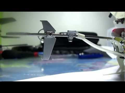 comment reparer un helicoptere telecommande