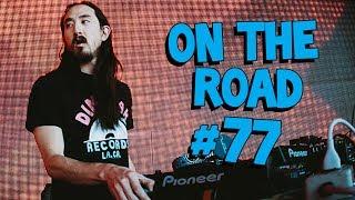 Steve Aoki In Canada (August 2013) - On The Road w/ Steve Aoki #77
