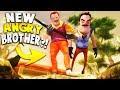 Hello Neighbor s New Crazy Angry Brother Hello Neighbor