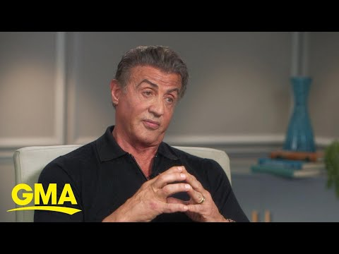 Sylvester Stallone talks 'Rambo: Last Blood' l GMA