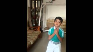First Prize winner: Hindi Recitation Competition by Sri Surya full download video download mp3 download music download