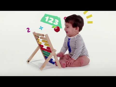 Baby Einstein Baby DaVinci Part 6