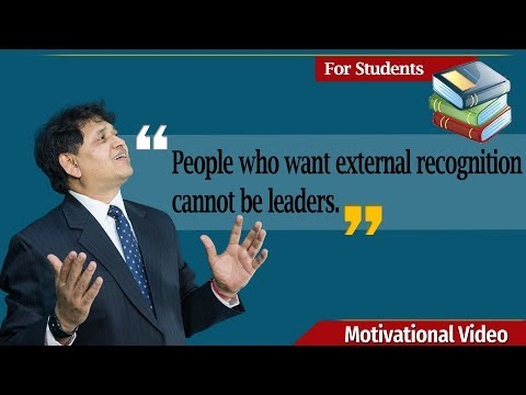 Leadership quotes - Be a  Leader  Learn leadership qualities Motivational video  PS Rathore
