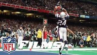 #6 Ty Law | Top 10 Patriots of All Time | NFL by NFL Films