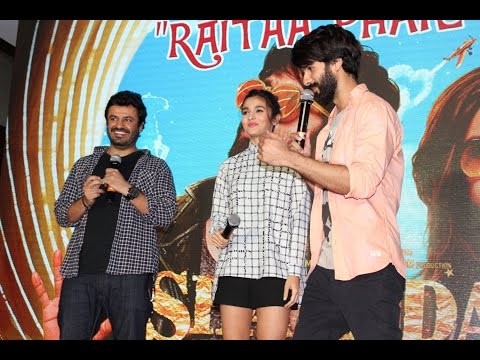 Catch Shahid & Alia At Song Launch Raaita Phail Gaya From Film Shaandaar (Part 3)