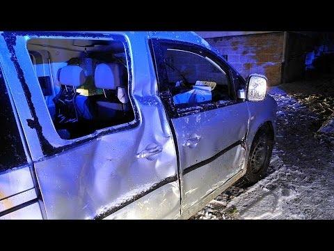 Diemelsee: Caddyfahrer stirbt nach Glätteunfall