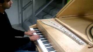 World's first performance on the Fluid Piano - Utsav Lal plays Raga Bhairav Alaap-Jod-Jhalla