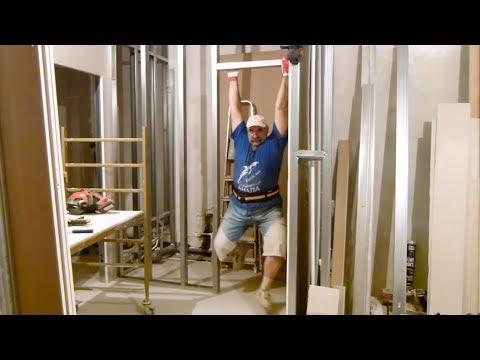 Дверной проем из гипсокартона своими руками видео