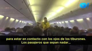 Las Divertidas Instrucciones De Vuelo De Kulula Airways - Compartelo