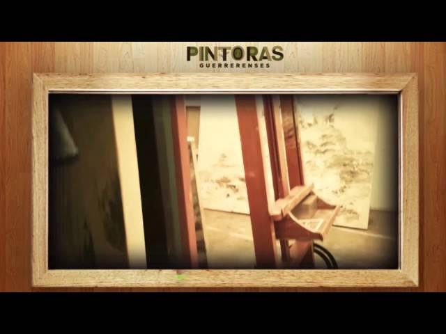 Pintoras Guerrerenses: Irma Palacios