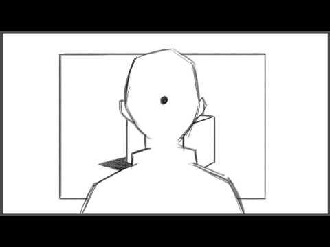 Zeichnen lernen: Perspektive Tutorial: Betrachter, Bildebene, Objekt |video2brain.com