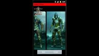 Diablo 3 Armor YouTube video