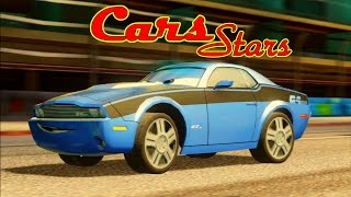 Cars 2 : The Video Game - Race with Rod Torque Redline on Buckingham Sprint with the other Disney Pixar Cars.