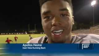 Apollos Hester: One of the most inspirational high school football players you'll ever meet - YouTube