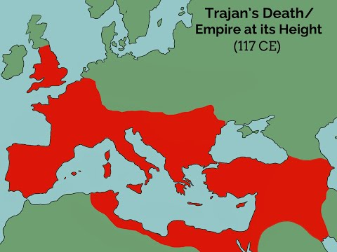 Every Roman Emperor from Augustus to Constantine in 24 mins