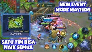 Download Video New Mode Mayhem! Johnson jadi Grab Car 😂 Mobile Legends Indonesia MP3 3GP MP4