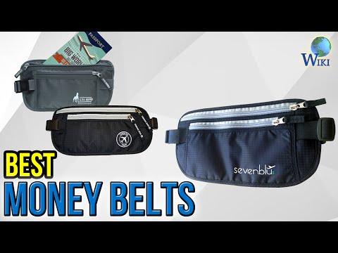 10 Best Money Belts 2017