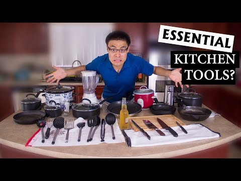 Kitchen Essentials For The Beginner Drunk Cook