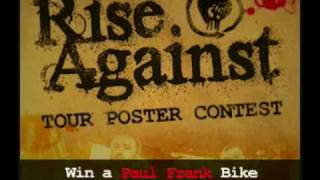 Rise Against Tour Poster Contest