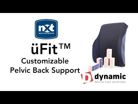 nxt Seating Series: üFit™ - Customizable Pelvic Back Support