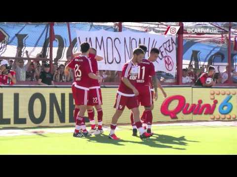 Gol de Alario (River 1 vs. Estudiantes 1)