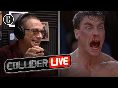 Jean-claude Van Damme Tells Crazy Story About Bloodsport