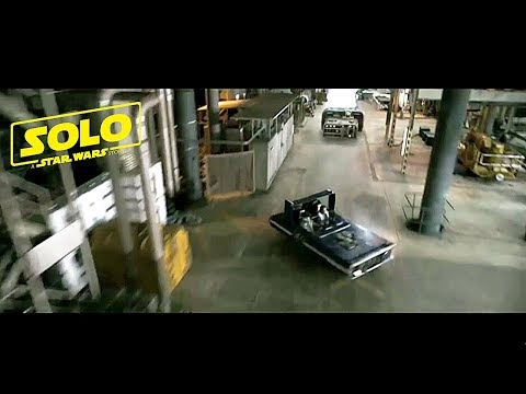 SOLO A Star Wars Story (Han Solo) TV Spot Trailers 25 and 26