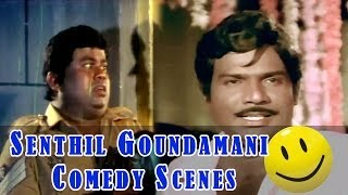 Senthil Goundamani Comedy - 11 - Tamil Movie Superhit Comedy Scenes