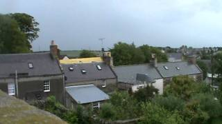 Duns United Kingdom  city photos gallery : Thunderstorm over Duns Scotland UK WARNING SOME STRONG LANGUAGE