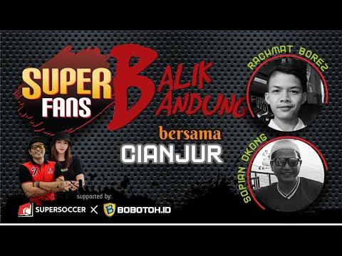 [LIVE] #SUPERFANS Eps.4 - Bobotoh Milenial