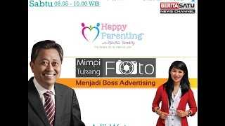 Tips Parenting Happy Parenting with Novita Tandry Episode 10