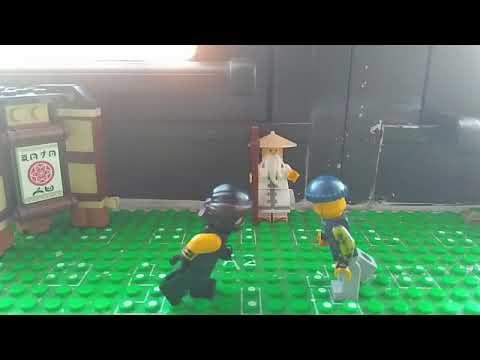 Lego Ninjago episode 5 the intruder
