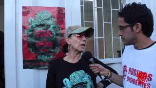 Entrevista Bertha Quintero #RockAlParque2015