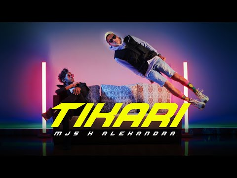 TIKARI   ALEXANDRA STAN   MJ5 (Official Dance Music Video)