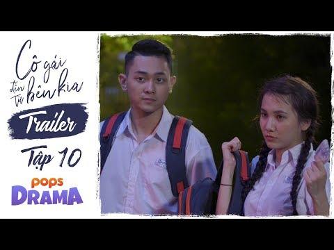Trailer Phim Ma Học Đường Cô Gái Đến Từ Bên Kia |Tập 10| K.O (Uni5), Emma, Quỳnh Trang, Thông Nguyễn - Thời lượng: 79 giây.