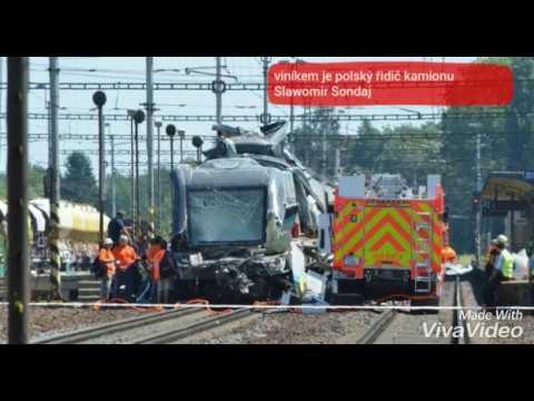 Pendolino crash - vlaková nehoda Studénka 22.7.2015