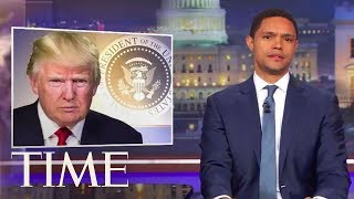 Video Responses To President Donald Trump's 'Shithole Countries' Comment | TIME MP3, 3GP, MP4, WEBM, AVI, FLV April 2018