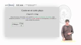 Microeconomía II - El Coste De La Producción (9) - Alfonso Rosa