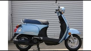 7. 2013 Kymco Compagno Scooter video