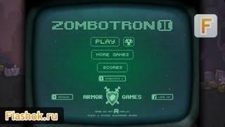 Видеообзор Zombotron 2
