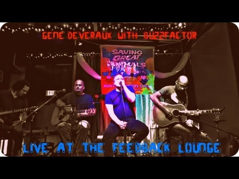 Gene Deveraux's Buzzfactor perform * House of the Rising Sun * Live at The Feedback Lounge
