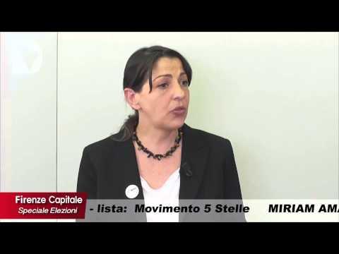 Firenze capitale - speciale elezioni - interviste ai candidati a sindaco del Comune di Firenze per le elezioni amministrative 2014.