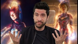 Captain Marvel - Trailer 2 (My Thoughts) by Jeremy Jahns