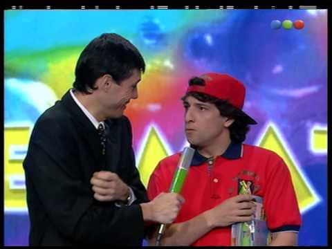 Show del chiste Sergio Gonal pena de muerte - Videomatch 99