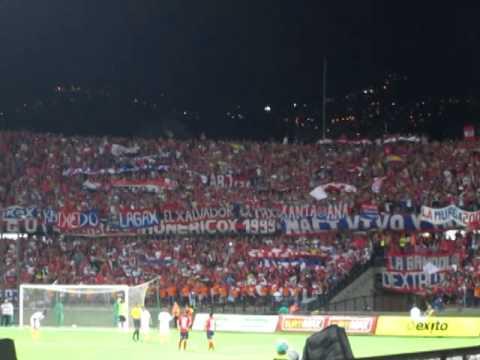 Tan Solo 2 Estrellas ** DIM 2 v.s env 0 /23/07/14 - Rexixtenxia Norte - Independiente Medellín