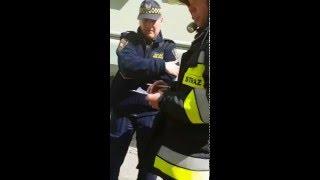 Bo trzy plamy nakapały! Strażnicy Miejscy wzywają po złości Straż Pożarną – Wrocław!