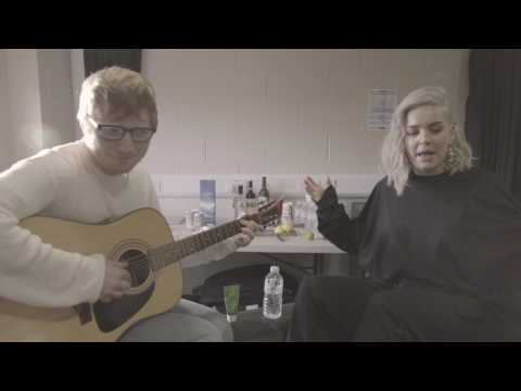 Video Anne-Marie & Ed Sheeran - Ciao Adios [Acoustic] download in MP3, 3GP, MP4, WEBM, AVI, FLV January 2017