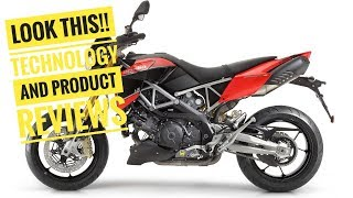 6. The Best of 2012 Aprilia Dorsoduro 1200 First Ride Review